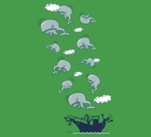 Where Have the Whales Gone? Kids Tee