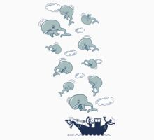 Where Have the Whales Gone? Kids Clothes