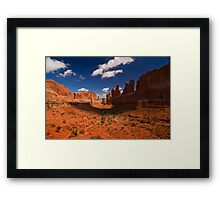 Park Place, Arches NP Framed Print