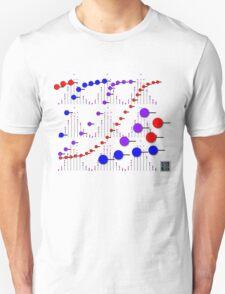 """""""Binomial Poisson Cumulative""""© T-Shirt"""