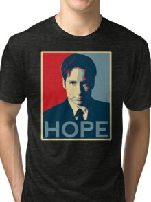 Mulder - HOPE Tri-blend T-Shirt