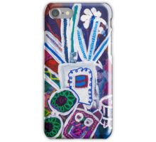 'Still Life' by Juliet Campbell (2015) iPhone Case/Skin