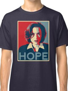 Scully - HOPE Classic T-Shirt