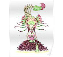 Catfish Lollipop Poster