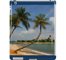 Tropical Relaxation iPad Case/Skin