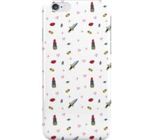 Lipstick and Bullets iPhone Case/Skin