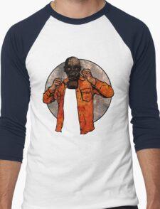 Fisticuffs (Colour Shirt) Men's Baseball ¾ T-Shirt