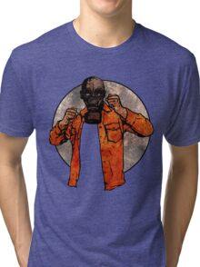 Fisticuffs (Colour Shirt) Tri-blend T-Shirt