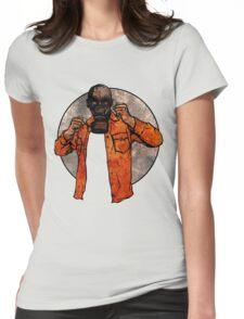 Fisticuffs (Colour Shirt) Womens Fitted T-Shirt