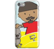 Paulo iPhone Case/Skin