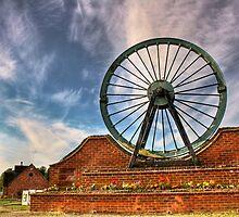 The Wheel of Time by nataraki76