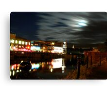 River Ouse - York Canvas Print