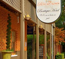 Rose & Crown by HG. QualityPhotography