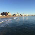 Durban Beachfront by TheMadame