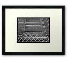 Headquaters of the Cybermen Framed Print