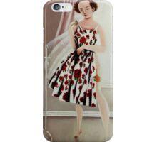 Margaret & The Dress iPhone Case/Skin