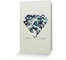 Marble Tide Greeting Card