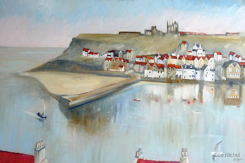 Patterns of Whitby by Sue Nichol