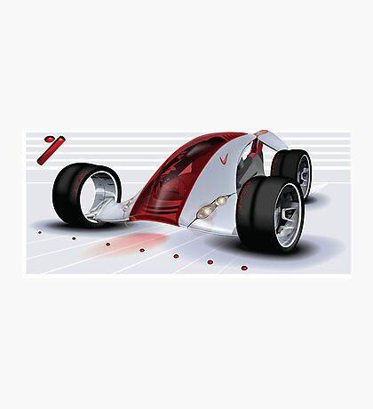 Nike Concept Car Photographic Print