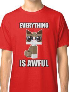 Grumpy Bricks Classic T-Shirt