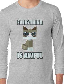 Grumpy Bricks Long Sleeve T-Shirt