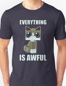 Grumpy Bricks Unisex T-Shirt