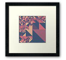Dull Evening Framed Print