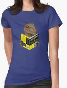 Opening Doors for Dummies Womens Fitted T-Shirt