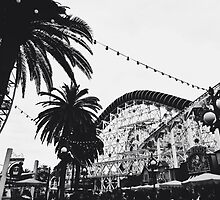DCA In Black And White  by whitneymicaela