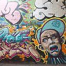 street art 2 by Amagoia  Akarregi