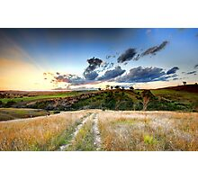 Heavenly Yass Valley Photographic Print