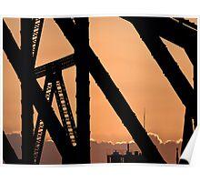 Story Bridge - Brisbane Poster