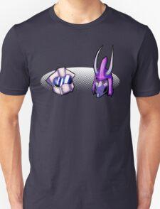 Grumbles 1 - White Unisex T-Shirt