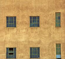 Window blocks by Erika Gouws
