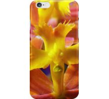 The Flower with a Face iPhone Case/Skin