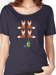 Four Fox Sake Women's Relaxed Fit T-Shirt
