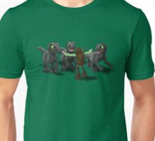 How to Train Your Dinosaur Unisex T-Shirt