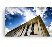 Library Sky Canvas Print