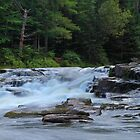 The Heart of the Adirondacks by Bill McMullen