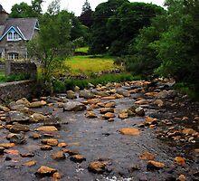 Creek of County Wicklow by kelliejane