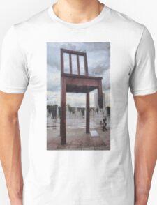 The Broken Chair Unisex T-Shirt