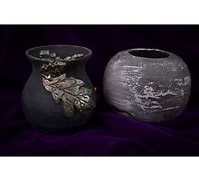 Art show Pottery Photographic Print