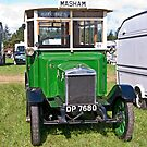 1925 Morris Commercial Bus  DP 7680 by Trevor Kersley