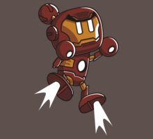 Super Iron Bomb Man One Piece - Short Sleeve