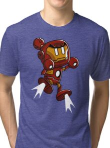 Super Iron Bomb Man Tri-blend T-Shirt
