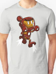 Super Iron Bomb Man Unisex T-Shirt