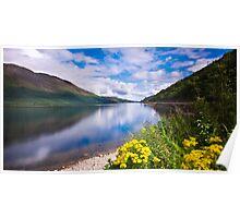 Loch Lochy - Highlands - Scotland Poster