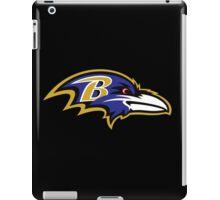 Baltimore Ravens Logo 1 iPad Case/Skin