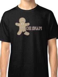 Oh Snap Humor Funny T-Shirt Classic T-Shirt