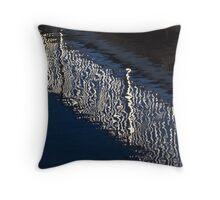 Kent Street Weir Throw Pillow